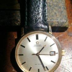 Relojes automáticos: OMEGA DE VILLE SEAMASTER. AÑOS 70 EN ORO, MONOBLOCK. Lote 206292581