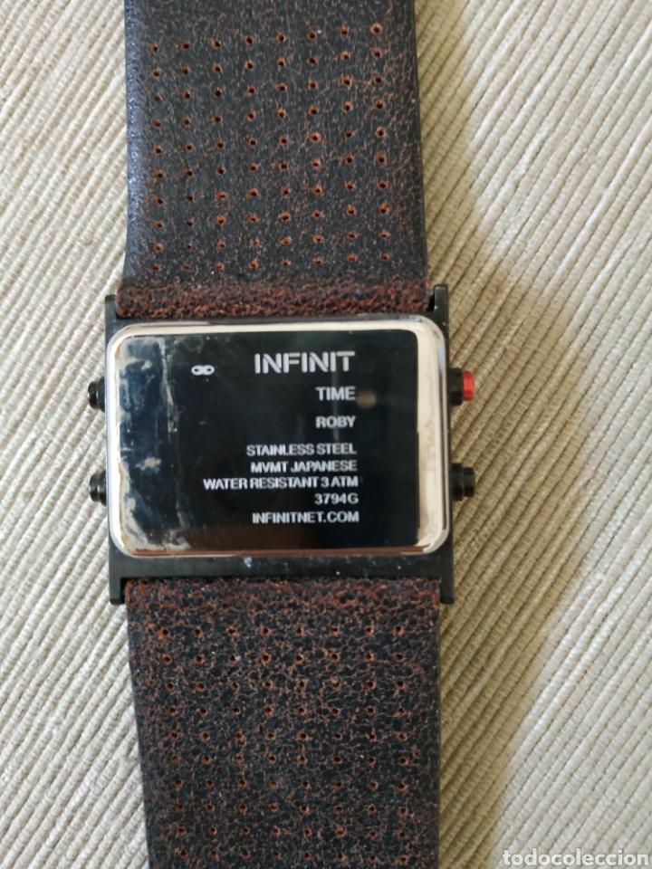 Relojes automáticos: Reloj digital de pulsera masculino marca INFINIT., - Foto 3 - 206554863