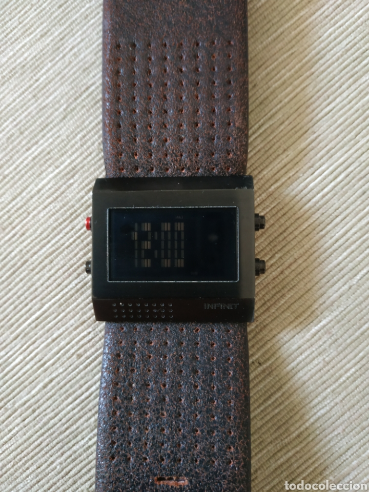 Relojes automáticos: Reloj digital de pulsera masculino marca INFINIT., - Foto 4 - 206554863