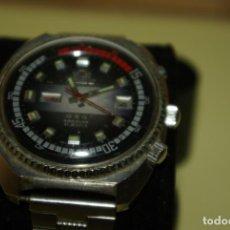 "Relojes automáticos: IMPRESIONANTE RARO VINTAGE 1970S ""TRIPLE STAR"" ORIENT REY BUZO - DAY-DATE. Lote 207017103"