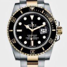Relojes automáticos: ROLEX GMT MASTER ORO-ACERO COMO NUEVO. Lote 207249362