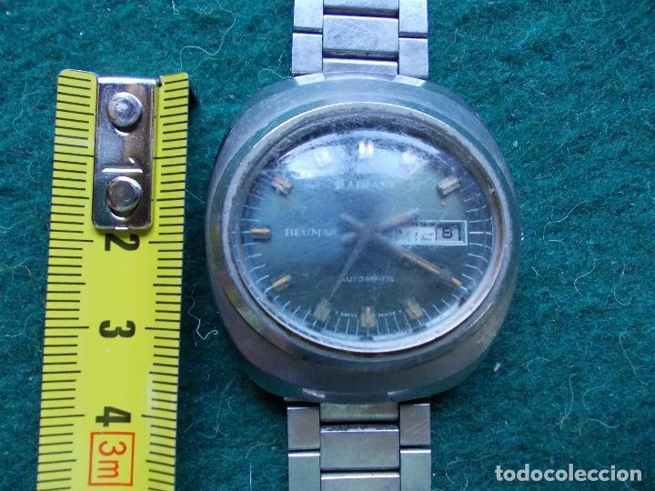 Relojes automáticos: RADIAN BLUMAR AUTOMATIC PARA REPARAR O DESPIECE - Foto 2 - 207641955