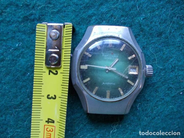 Relojes automáticos: THERMIDORAUTOMATIC PARA REPARAR O DESPIECE - Foto 2 - 207642318
