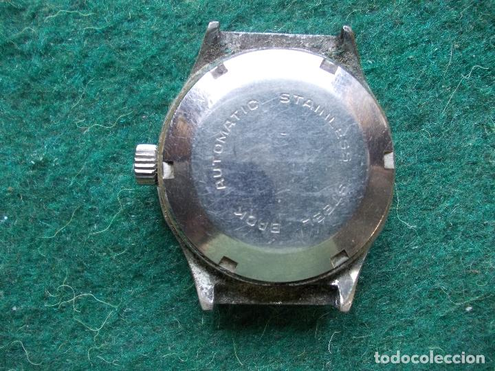 Relojes automáticos: THERMIDORAUTOMATIC PARA REPARAR O DESPIECE - Foto 3 - 207642318