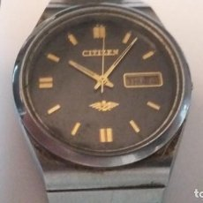 Relojes automáticos: RELOJ CITIZEN ACERO. Lote 208438307
