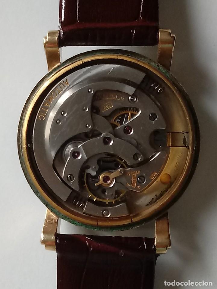 Relojes automáticos: Reloj Lecoultre automatico. - Foto 6 - 206929332