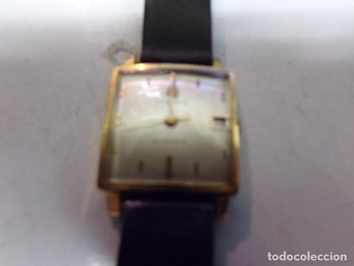 Relojes automáticos: reloj moeris automatic automatico caja de oro 18 kilates - Foto 2 - 208866345