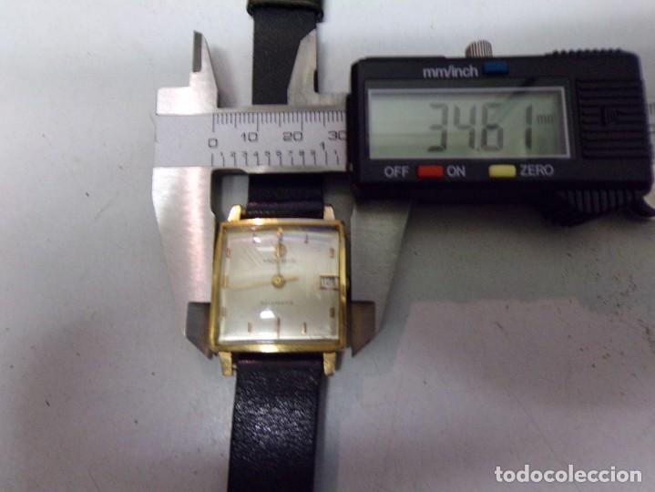 Relojes automáticos: reloj moeris automatic automatico caja de oro 18 kilates - Foto 3 - 208866345