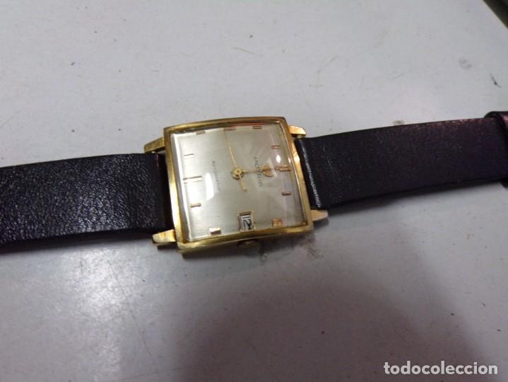 Relojes automáticos: reloj moeris automatic automatico caja de oro 18 kilates - Foto 5 - 208866345