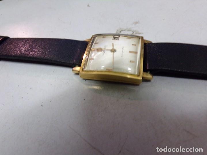Relojes automáticos: reloj moeris automatic automatico caja de oro 18 kilates - Foto 6 - 208866345