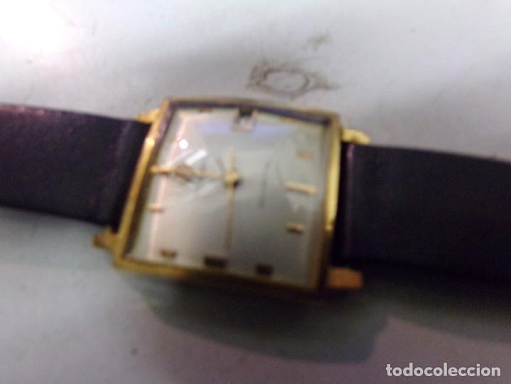 Relojes automáticos: reloj moeris automatic automatico caja de oro 18 kilates - Foto 8 - 208866345