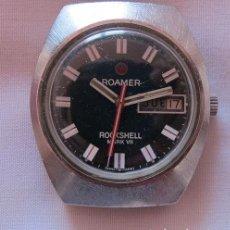 Relojes automáticos: RELOJ AUTOMATICO VINTAGE ROAMER ROCKSHELL MARK VII. Lote 209086611