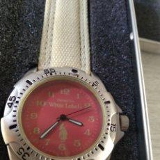 Relojes automáticos: RELOJ WHISKY DEWAR'S - WHITE LABEL. Lote 209406640