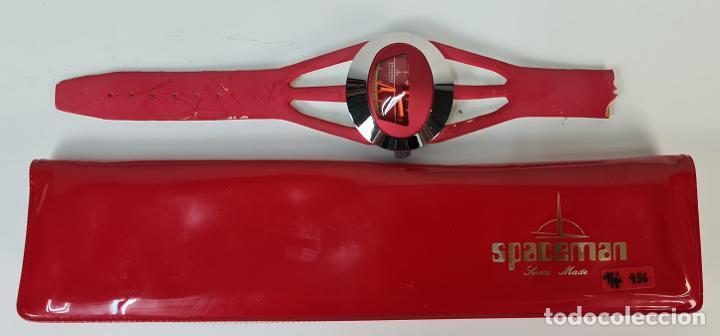 RELOJ SPACEMAN AUTOMATIC. WATERRESISTANT. INCABLOC. SUIZA. 1970 (Relojes - Relojes Automáticos)