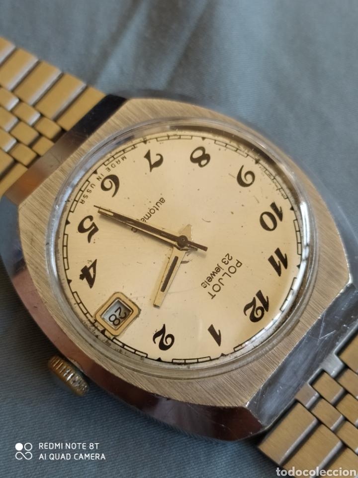Relojes automáticos: Reloj ruso Poljot automatico. - Foto 3 - 209772068