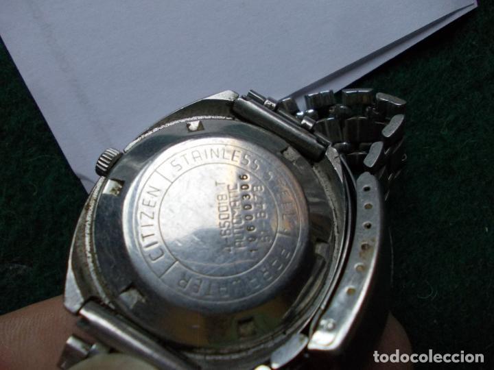 Relojes automáticos: CITIZEN 21 JEWELS AUTOMATIC - Foto 2 - 210078230