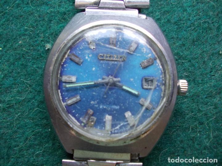Relojes automáticos: CITIZEN AUTOMATIC - Foto 2 - 210078287