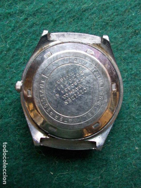 Relojes automáticos: CITIZEN AUTOMATIC 21 JEWELS - Foto 2 - 210078360