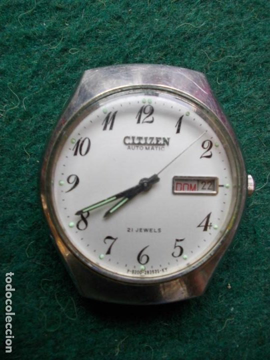 CITIZEN AUTOMATIC 21 JEWELS (Relojes - Relojes Automáticos)