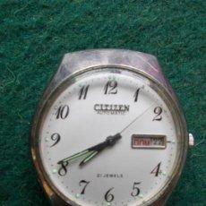 Relojes automáticos: CITIZEN AUTOMATIC 21 JEWELS. Lote 210078360