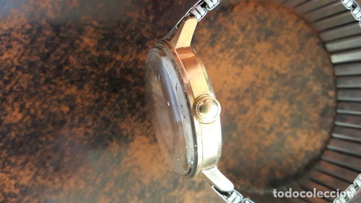 Relojes automáticos: RELOJ TIMEX AUTOMATICO - WATER RESISTANT. FUNCIONA CORRECTAMENTE. BUEN ESTADO. - Foto 4 - 210234150