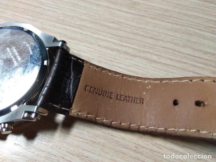 Relojes automáticos: RELOJ DE PULSERA DE CABALLERO. GUESS STEEL. JAPAN MOVT - Foto 4 - 210412326