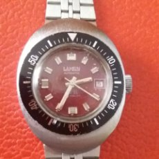 Relojes automáticos: RELOJ LAKEN AUTOMÁTICO 74 SL CALENDARIO.. Lote 210566408