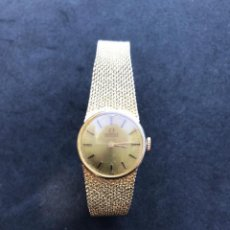 Relojes automáticos: OMEGA COSTELLETION MUJER PLAQUE ORO. Lote 210586140
