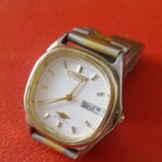 Relojes automáticos: RELOJ CITIZEN AUTOMÁTICO 21 JEWELS.. Lote 210746396