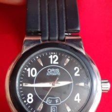 Relojes automáticos: RELOJ ORIS AUTOMATIC FUNCIONA BIEN .MIDE 40MM DIAMETRO. Lote 210841754