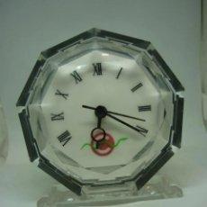 Relojes automáticos: RELOJ DE SOBREMESA PUBLICIDAD COFARES. Lote 210841932