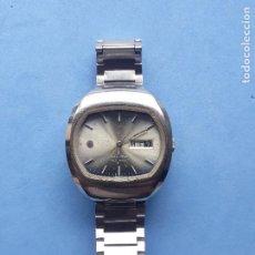 Relógios automáticos: RELOJ MARCA CYMA NAVYSTAR AUTOMATICO BY SYNCRHON DE CABALLERO. FUNCIONANDO.. Lote 211392509