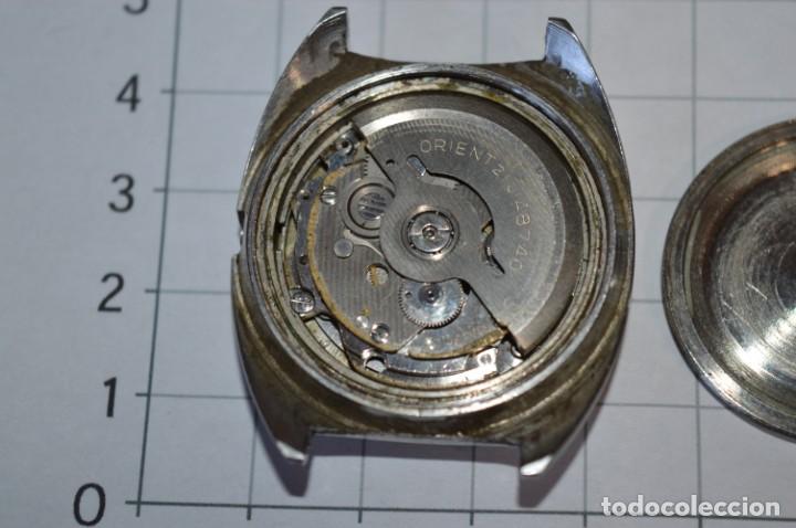 Relojes automáticos: ANTIGUO - VINTAGE - RELOJ DE PULSERA - ORIENT - 0S305 - AUTOMATIC - MADE IN JAPAN - HAZ OFERTA - Foto 9 - 211416499