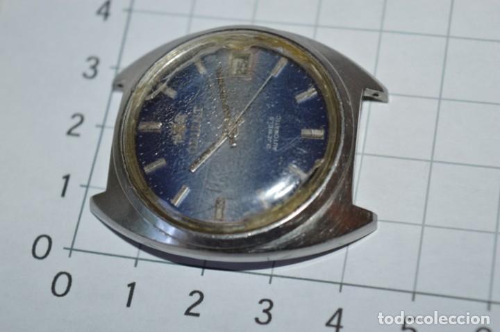 Relojes automáticos: ANTIGUO - VINTAGE - RELOJ DE PULSERA - ORIENT - 0S305 - AUTOMATIC - MADE IN JAPAN - HAZ OFERTA - Foto 3 - 211416499