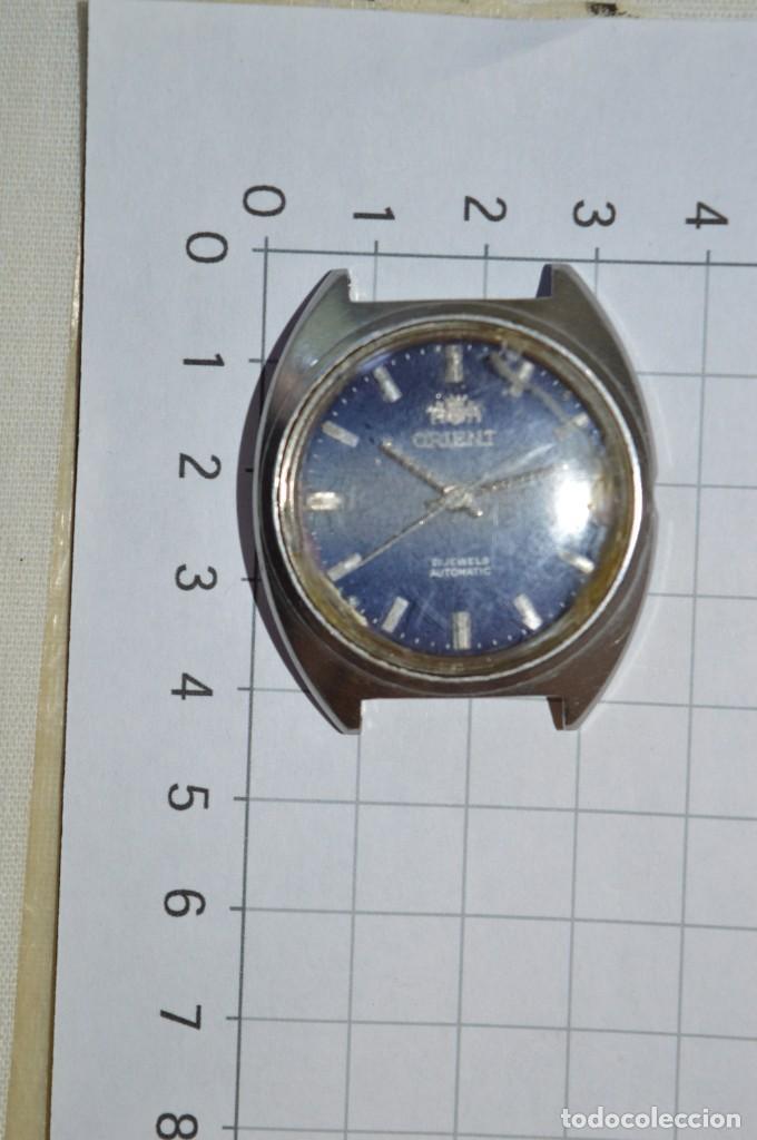 Relojes automáticos: ANTIGUO - VINTAGE - RELOJ DE PULSERA - ORIENT - 0S305 - AUTOMATIC - MADE IN JAPAN - HAZ OFERTA - Foto 2 - 211416499