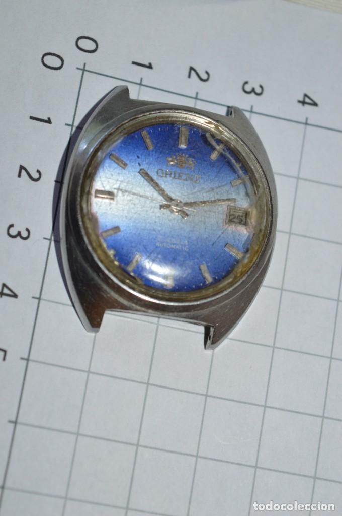 ANTIGUO - VINTAGE - RELOJ DE PULSERA - ORIENT - 0S305 - AUTOMATIC - MADE IN JAPAN - HAZ OFERTA (Relojes - Relojes Automáticos)