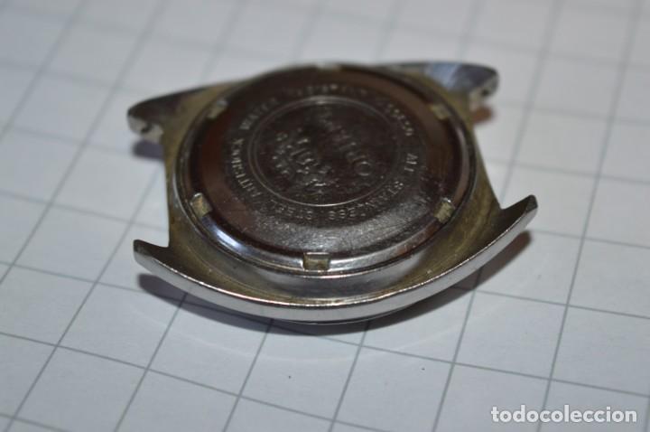 Relojes automáticos: ANTIGUO - VINTAGE - RELOJ DE PULSERA - ORIENT - 0S305 - AUTOMATIC - MADE IN JAPAN - HAZ OFERTA - Foto 6 - 211416499