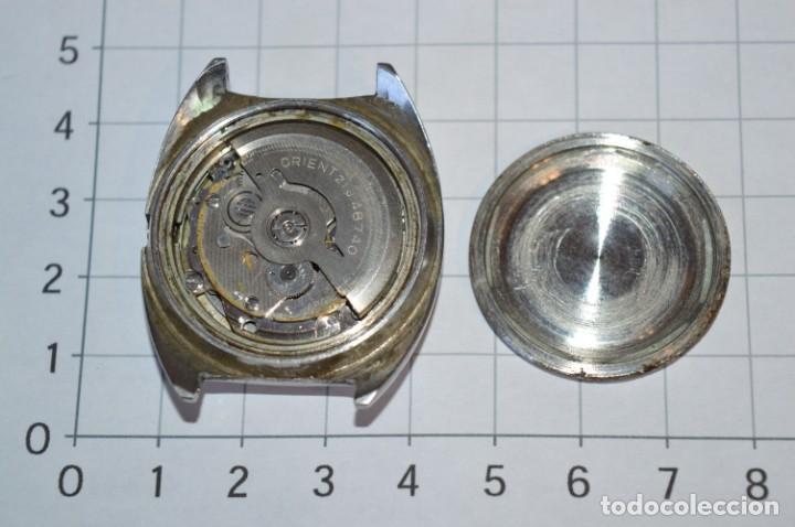 Relojes automáticos: ANTIGUO - VINTAGE - RELOJ DE PULSERA - ORIENT - 0S305 - AUTOMATIC - MADE IN JAPAN - HAZ OFERTA - Foto 8 - 211416499