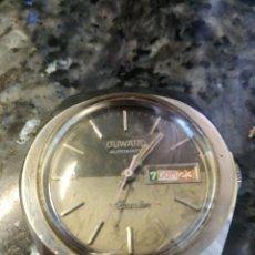 Relojes automáticos: DUWARD AQUASTAR PARA PIEZAS. Lote 211495779