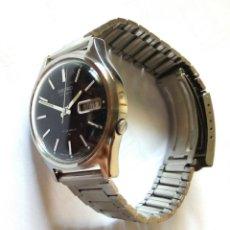 Relojes automáticos: RELOJ SEIKO AUTOMATICO FUNCIONANDO. Lote 211497400
