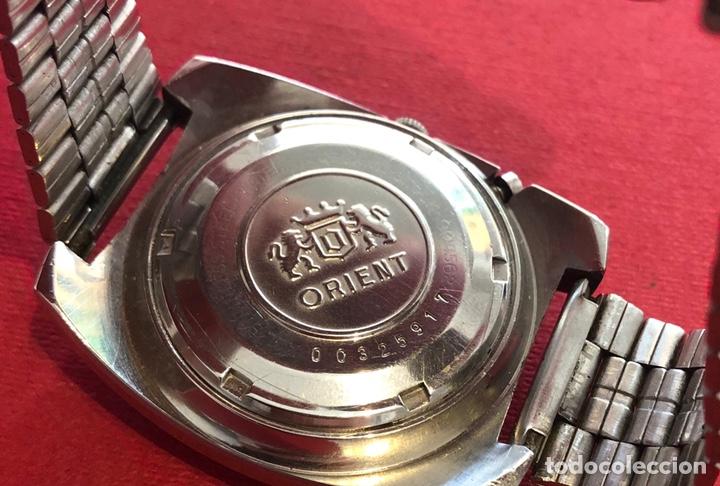 Relojes automáticos: Reloj automático Orient 3 estrellas. Funcionando. - Foto 4 - 212196316