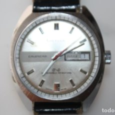 Relógios automáticos: RELOJ LUCERNE DE CABALLERO. SWISS MADE LE HACE FALTA PUESTA A PUNTO. Lote 212394177