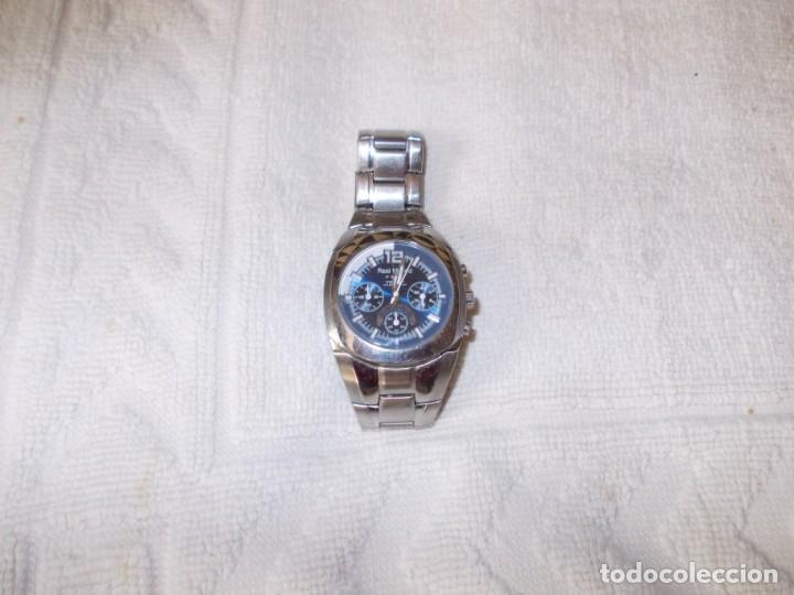 RELOJ VICEROY AUTOMATICO OFICIAL REAL MADRID XX CENTENARIO MUY BUEN ESTADO LEER (Relojes - Relojes Automáticos)