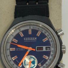 Relojes automáticos: RELOJ AUTOMÁTICO CITIZEN CRONÓGRAFO 8100. Lote 213010158