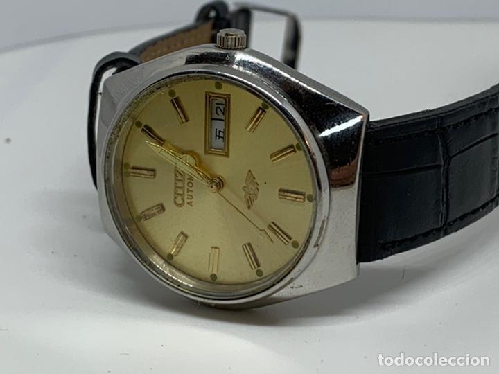 Relojes automáticos: Reloj Citizen Automático Impecable - Foto 3 - 213016412