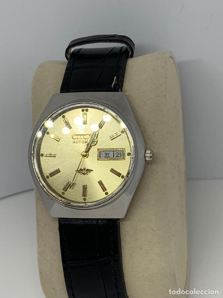 Relojes automáticos: Reloj Citizen Automático Impecable - Foto 6 - 213016412