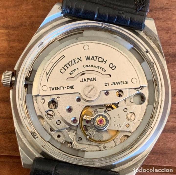 RELOJ CITIZEN AUTOMÁTICO IMPECABLE (Relojes - Relojes Automáticos)