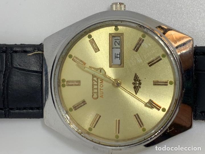 Relojes automáticos: Reloj Citizen Automático Impecable - Foto 2 - 213016412