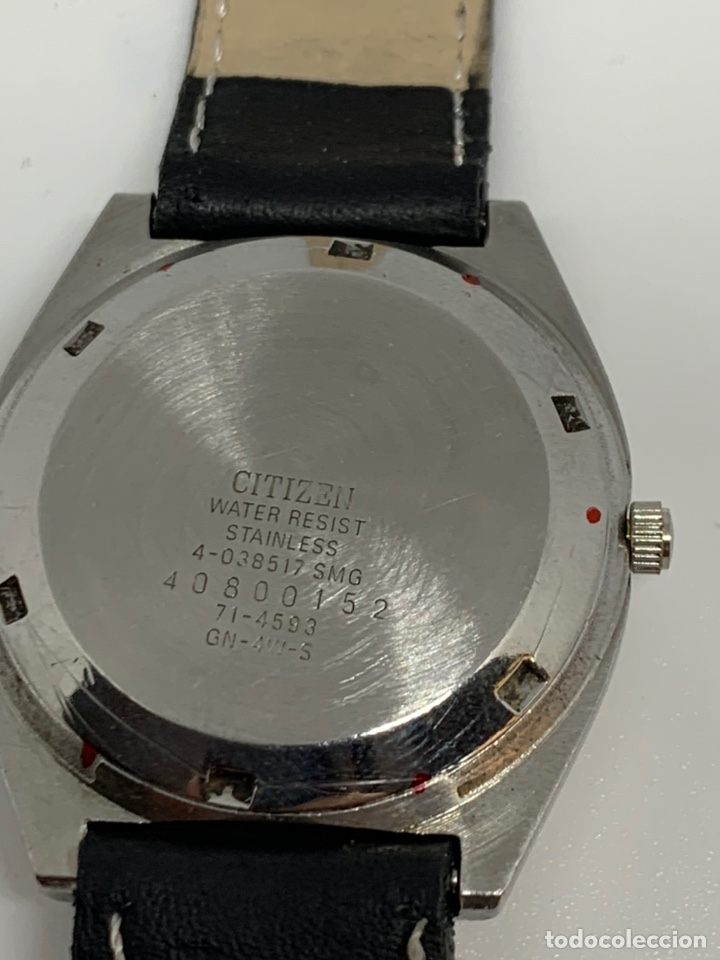 Relojes automáticos: Reloj Citizen Automático Flamante - Foto 3 - 213016572