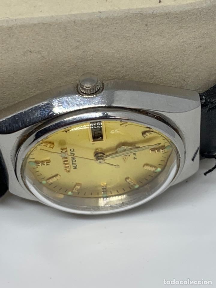 Relojes automáticos: Reloj Citizen Automático Flamante - Foto 4 - 213016572